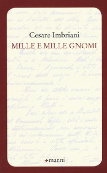 Mille e mille gnomi - Cesare Imbriani |