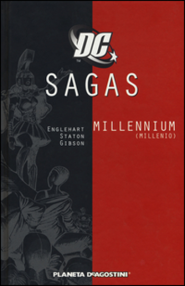 Millenium. DC Sagas. 2. - Steve Englehart |