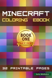 Minecraft Coloring eBook: Book 1