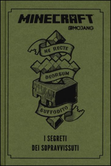 Minecraft Mojang. I segreti dei sopravvvissuti - Stephanie Milton | Jonathanterrington.com
