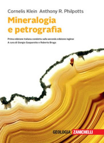 Mineralogia e petrografia. Con e-book - Cornelis Klein | Thecosgala.com
