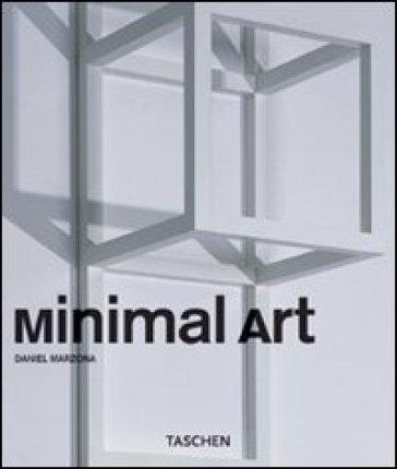 minimal art daniel marzona libro mondadori store