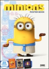 Minions. Poster book