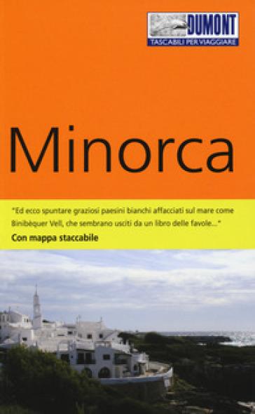 Minorca. Con carta - Angelika Konig  