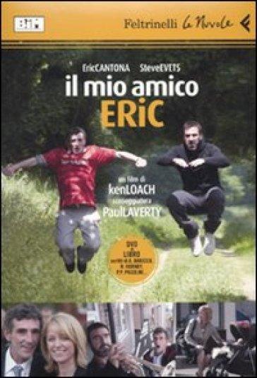 Mio amico Eric. DVD. Con libro (Il) - Ken Loach | Rochesterscifianimecon.com