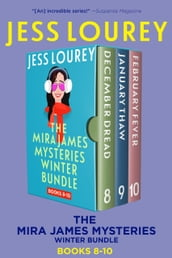 Mira James Mysteries Winter Bundle, Books 8-10 (December, January, February)