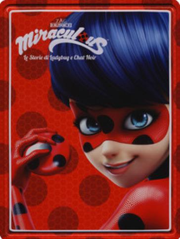 Miraculous le storie di ladybug e chat noir con adesivi for Immagini da stampare di miraculous