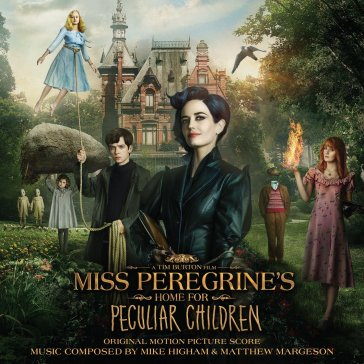 Miss peregrine's home..