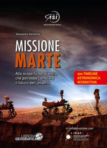 Missione Marte - Alessandro Mortarino   Rochesterscifianimecon.com
