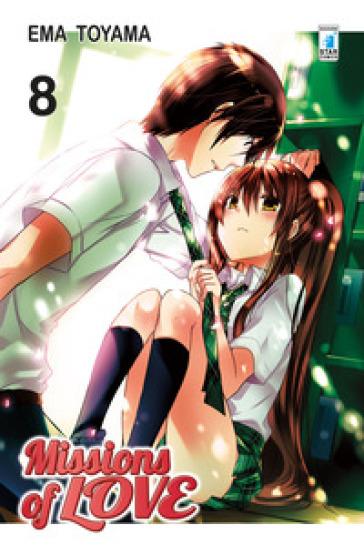 Missions of love. 8. - Ema Toyama pdf epub