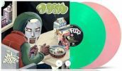 Mm..food (green & pink vinyl)