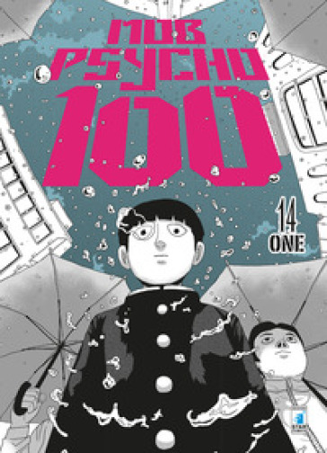 Mob Psycho 100. 14. - ONE  