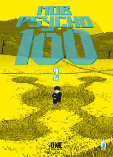 Mob Psycho 100. 2. - ONE   Rochesterscifianimecon.com
