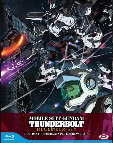 Mobile Suit Gundam Thunderbolt The Movie - December Sky (First Press)(1Blu-Ray)