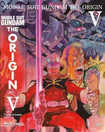 Mobile Suit Gundam - The Origin V - Clash At Loum (First Press)(1Blu-Ray)