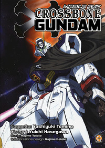 Mobile suit Crossbone Gundam - Yoshiyuki Tomino |