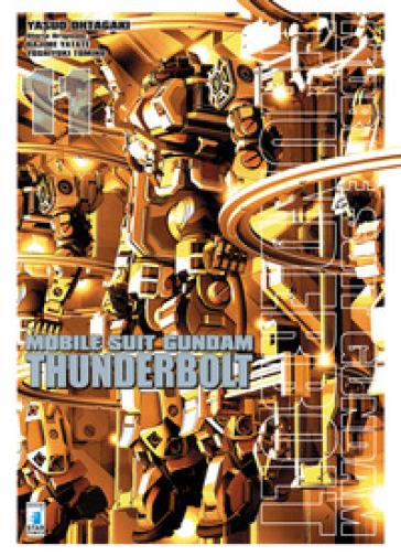 Mobile suit Gundam Thunderbolt. 11. - Yasuo Ohtagaki |