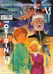 Mobile suit gundam - The origin VI - Rise of the red comet (DVD)(first press) (+comic draft guide) (+booklet) (+card)