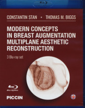 Modern concepts in breast augmentation multiplane aesthetic reconstruction. 3 Blu-ray disc