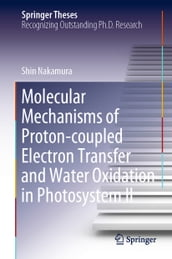Molecular Mechanisms of Proton-coupled Electron Transfer and Water Oxidation in Photosystem II