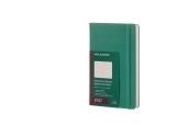 Moleskine 12M Daily Large Malachite Green Hard Cover
