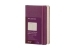 Moleskine 12M Daily Pocket Grape Violet Hard Cover