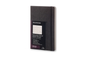 Moleskine 12M Planner Weekly Horizontal Large Black Hard Cover
