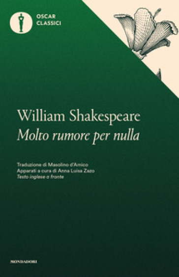 Molto rumore per nulla - William Shakespeare | Thecosgala.com