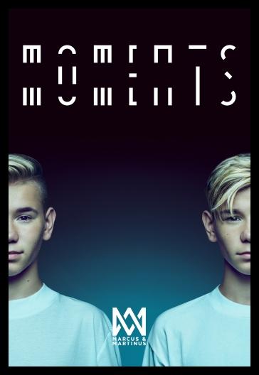 Marcus & Martinusincontrano i fan e firmano le copie del nuovo album Moments