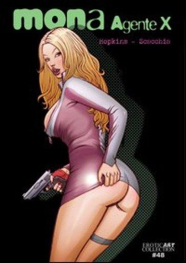 Mona agente X - Betty Hopkins  