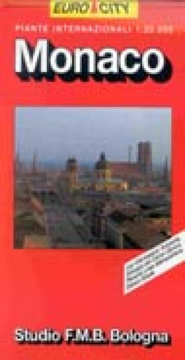 Monaco 1:20.000 -  pdf epub