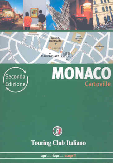 Monaco. Ediz. illustrata