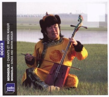 Mongolia - songs and morin khuur