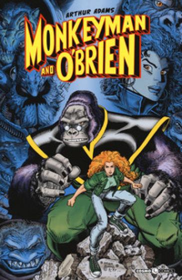 Monkeyman and O'Brien - Arthur Adams |