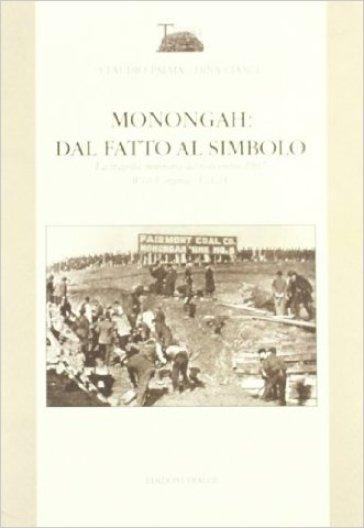 Monongah. Dal fatto al simbolo. La tragedia mineraria del 6 dicembre 1907. West Virginia USA - Dina Cianci | Rochesterscifianimecon.com