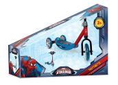 Monopattino Spiderman  a 3 ruote