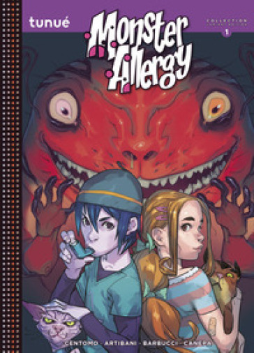 Monster Allergy. Collection. Ediz. variant. 1. - Katja Centomo |
