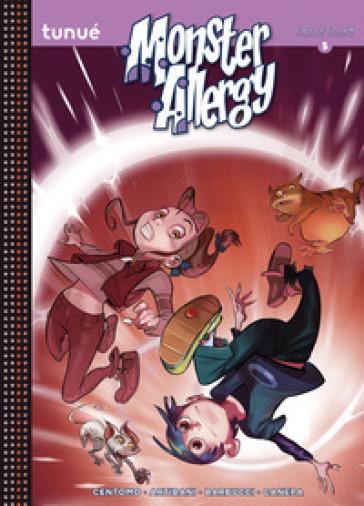 Monster Allergy. Collection. Variant. 3. - Katja Centomo |