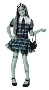 Monster High Costume di Frankie Stein - bambina tg. 12-14 anni
