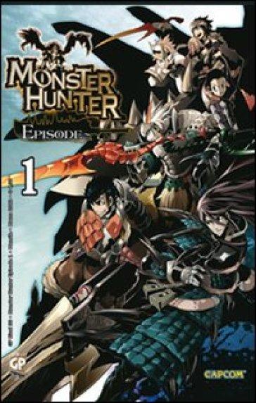 Monster Hunter Episode. 1. - Ryota Fuse pdf epub