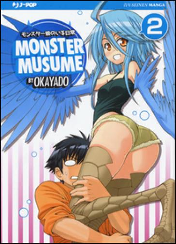 Monster Musume. 2. - Okayado |