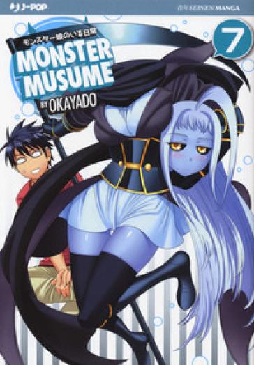 Monster Musume. 7. - Okayado pdf epub