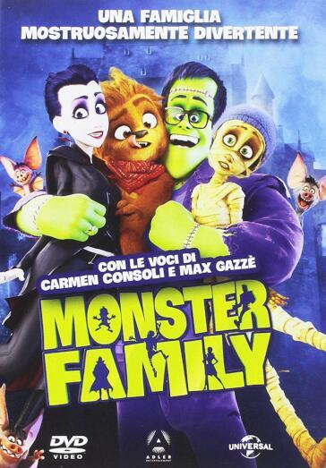 Monster family (DVD)
