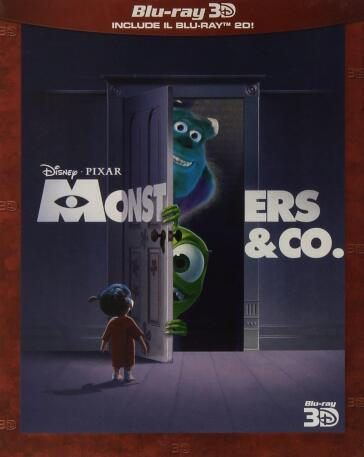 Monsters & Co. (2 Blu-Ray)(3D+2D)
