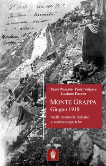 Monte Grappa giugno 1918. Nelle memorie italiane e austro-ungariche - Paolo Pozzato   Rochesterscifianimecon.com