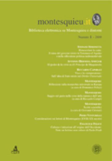 Montesquieu.it (2009). 1.