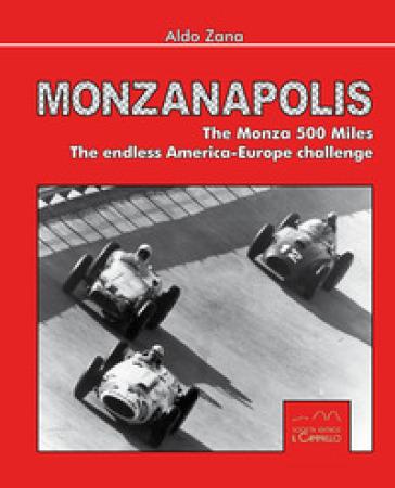 Monzapolis. Ediz. inglese - Aldo Zana |