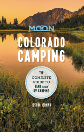 Moon Colorado Camping (Sixth Edition)