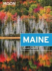 Moon Maine (Eighth Edition)