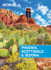 Moon Phoenix, Scottsdale & Sedona (Fourth Edition)